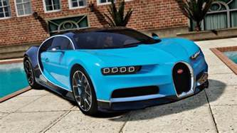 Where Is Bugatti In Gta 5 Bugatti Chiron Vision Tuning V 233 Hicules