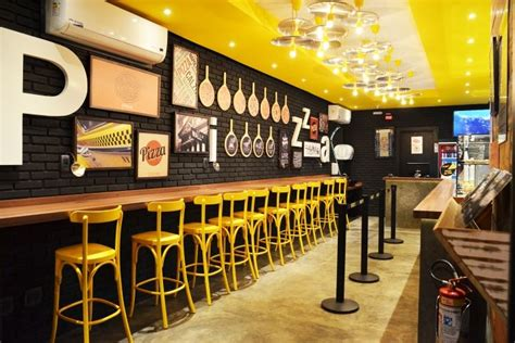 nicks pizza  loko design rio claro brazil fast food