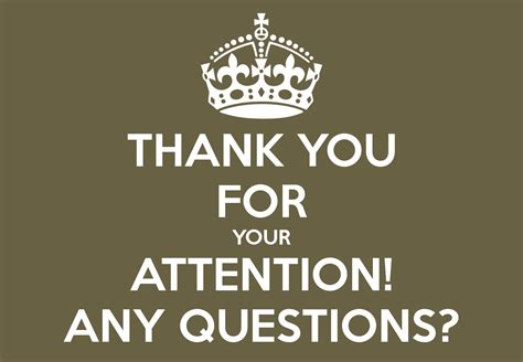 thank you for your attention any questions poster