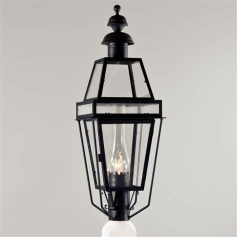 Beacon Outdoor Lighting Beacon Post Outdoor Post In Black Finish By Norwell Lighting 2280c Bl Cl Se
