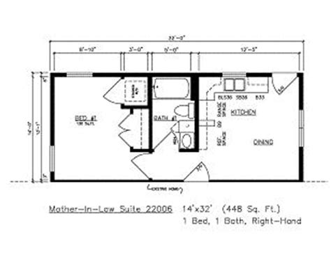 mother in law suite addition floor plans building modular general housing corporation