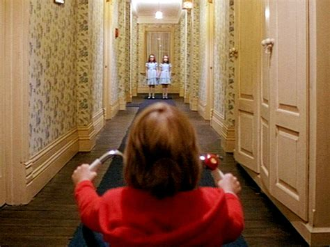 The Shining hideous costumes stories