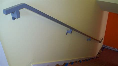 Wall Mounted Banister Handrail Handrail 5 Wall Mounted Stairwells