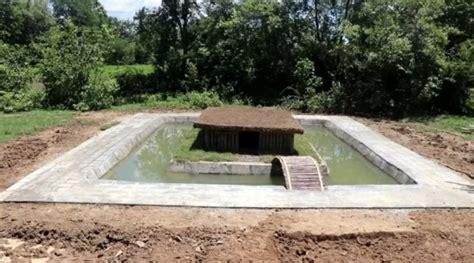 pool selber bauen billig einen kostenlosen pool selber bauen schritt f 252 r schritt