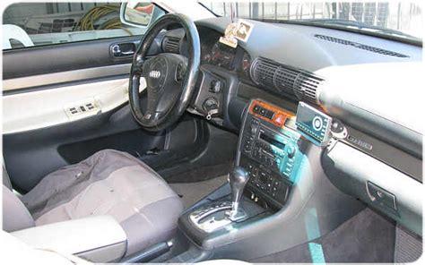 Audi A4 Interior Parts by 2000 Audi A4 Sedan Sold 148250 20th Auto Parts