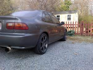 Honda Civic 1995 For Sale 1995 Honda Civic Dx For Sale Carolina