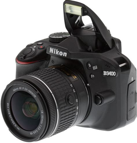 of nikon nikon d3400 review