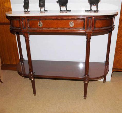 buffet console louis xv walnut console table buffet server sideboard