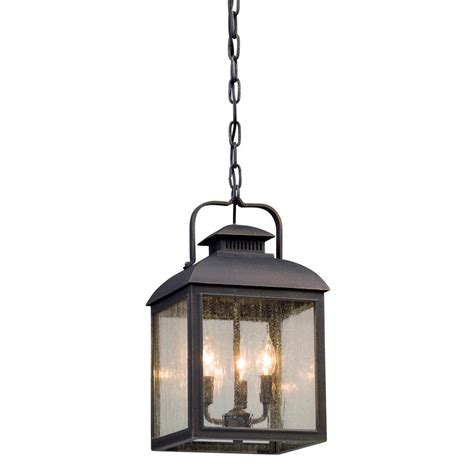 Troy Lighting Chamberlain 3 Light Vintage Bronze Outdoor