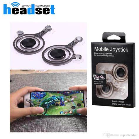 Mobile Joystick On Screen New 2017 mini mobile joystick mobile joysticks mobile phone rocker touch screen joypad