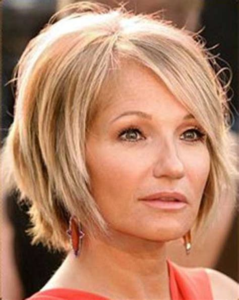trendy bob hair cuts 45 year old woman 15 bob hairstyles for older women short hairstyles 2016