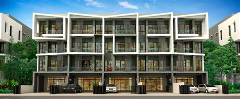 home design virtual shops s l shophouse of 4 floors commercial building b avenue