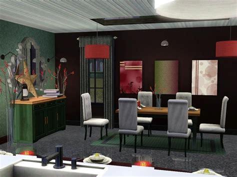 mietwohnung günstig dining room set sims 3 sim man123 s midtown dining