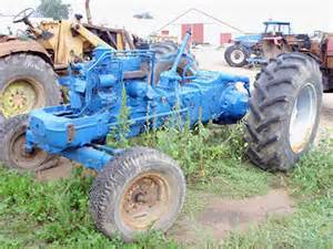 salvaged ford 5000 tractor for used parts eq 24898 all