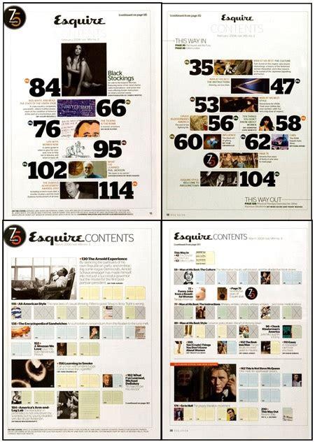 instagram magazine layout contents page esquire magazine layout pinterest