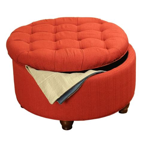 tufted round cocktail ottoman 1000 ideas about round tufted ottoman on pinterest