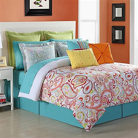 bed bath and beyond torrance fiesta 174 torrance reversible comforter set bed bath beyond