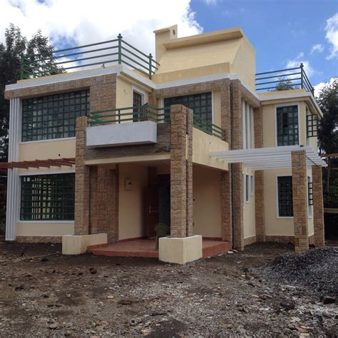 modern house plans in kenya different roofing of houses in kenya modern house