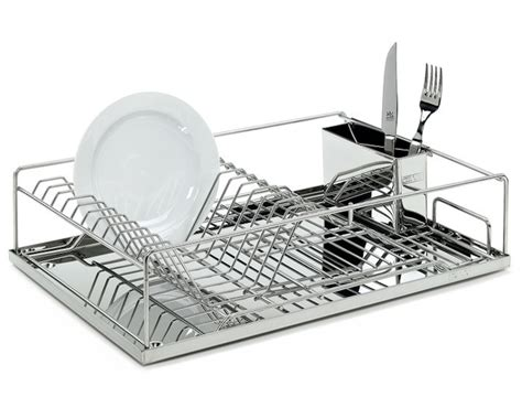 Countertop Dish Rack by 10 Easy Pieces Countertop Dish Drainers Remodelista