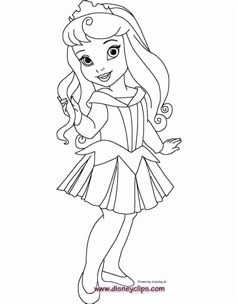 Disney Baby Princess Coloring Pages by Disney Princess As Babies Coloring Page 55f11326c35c