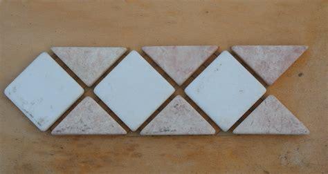 pavimenti con greche mosaici marmo su rete venduti a prezzi concorrenziali