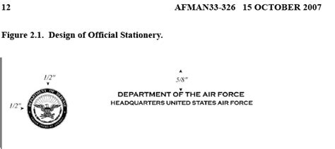 Afrc Official Letterhead Air Letterhead