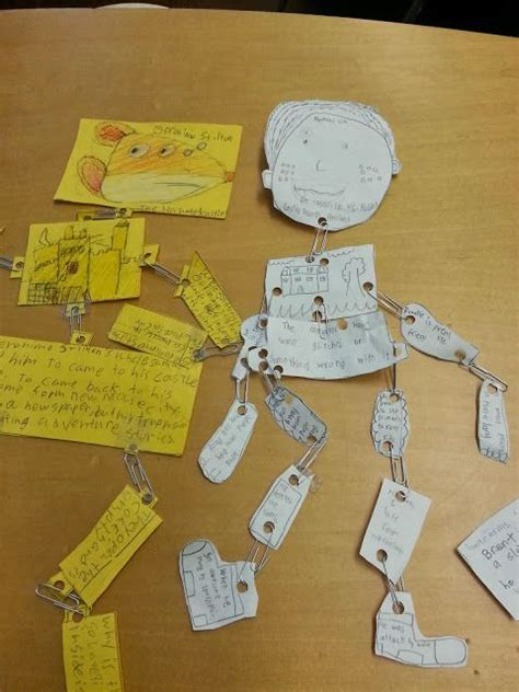 skeleton book report project 17 best images about book report ideas on