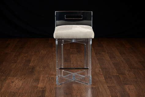 lucite counter height bar stools lucite counter stools for brand new kitchen decoration and