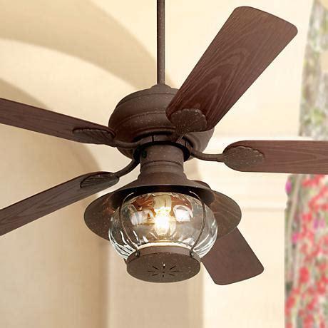 casa vieja ceiling fans 52 quot casa vieja rustic indoor outdoor ceiling fan 53438