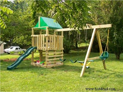 wooden swing set plans 6 free swing set plans free porch swing plans how to