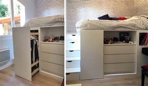 Dressing Lit by Dressing Gain De Place 4 Solutions D Architectes Pour