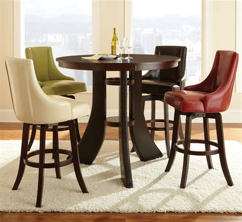 bar stools tables round pub tables and chairs marceladick com