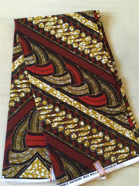 african print upholstery fabric sale african print fabric yellow blue leaves african