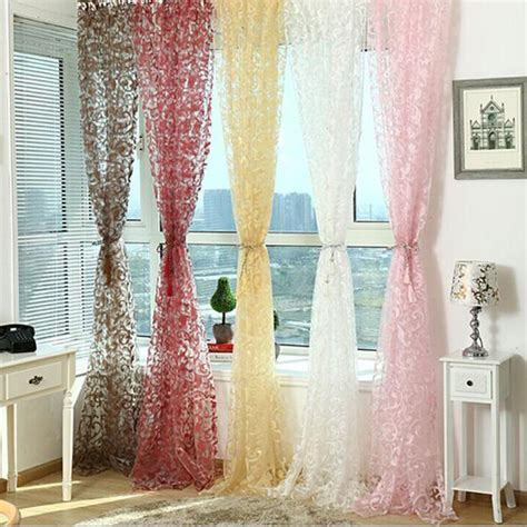 plastic room divider curtain wholesale new romantic window panel drape curtains curtain