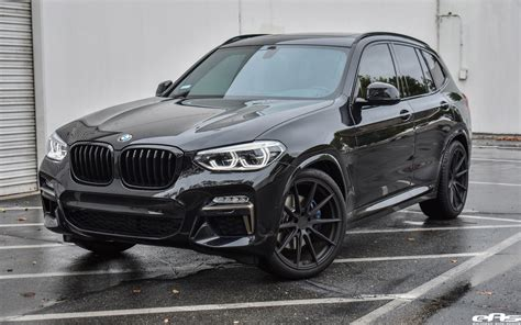 Modified Bmw X3 by Modified Bmw X3 M40i Looks Even More Delectable Bmw