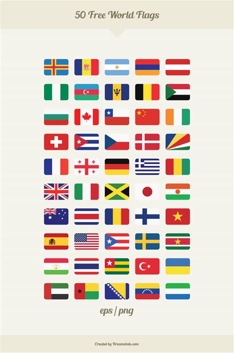flags of the world x plane download free download 50 flat vector flags dreamstale