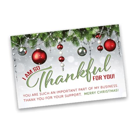 merry thank you card template thank you card 4 quot x 6 quot merry itw