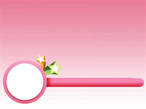 Pink Professional Backgrounds Cartoon Powerpoint Templates Free Ppt Backgrounds And Professional Powerpoint Backgrounds Free