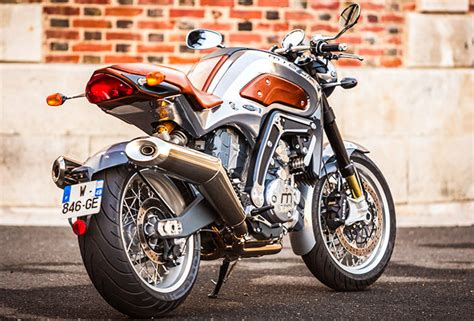 the midual type 1 is the rolls royce of motorcycles