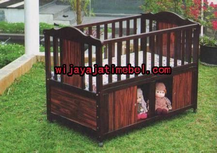 Ranjang Kayu Bayi ranjang bayi jati jepara mebel jepara jual furniture jepara wijaya jati mebel