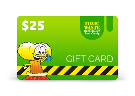 Buy Digital Gift Cards - digital gift card toxic waste candy