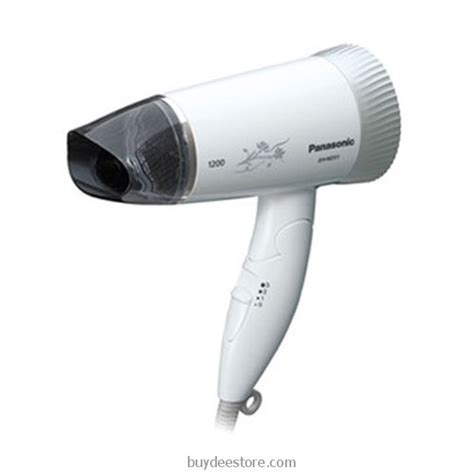 Silent Hair Dryer panasonic eh nd51 s hair dryer silent design 47db 1200w 220v buydee store