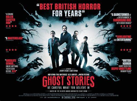 film ghost story ghost stories movie poster heyuguys