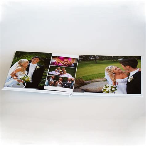 Wedding Album Lay Flat by Lay Flat Albums With Gorgeous Panoramic Spreads