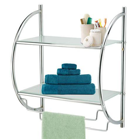 modern bathroom shelf modern chrome quality bathroom shelf towel stand rack rails