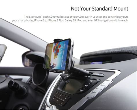 Car Holder Charger Mount Arsy iphone holder for car phone mount for car exogear