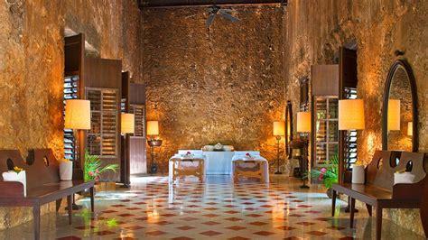 Spanish Colonial House Plans hacienda uayamon campeche mexico