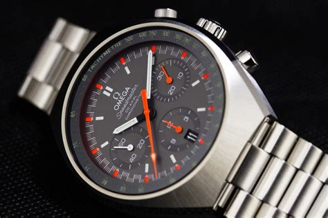 Omega Speedmaster Mark II replica is a big memorable timepiece in history   High Quality Replica