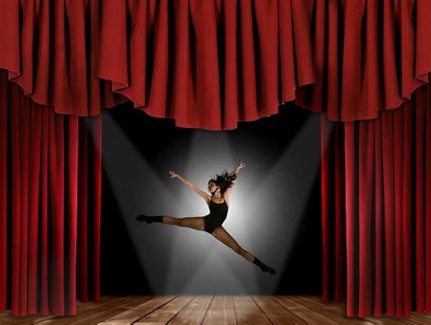 curtain dance wallpaper stage dancer wallpaper stage
