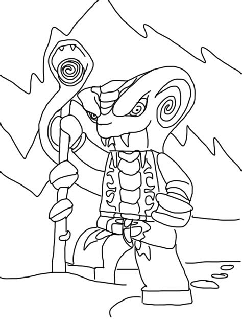 free coloring pages of ninjago